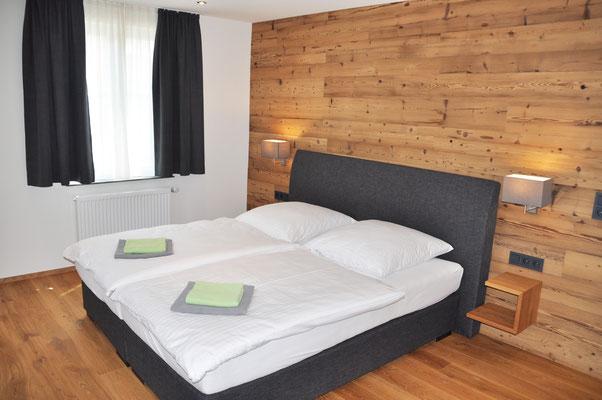 Schlafzimmer 1 Ferienwohnung 4 in Langenargen