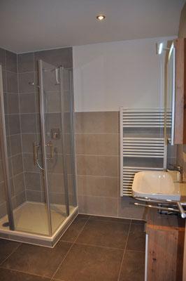 Ferienwohnung Nummer 3 in Langenargen Badezimmer