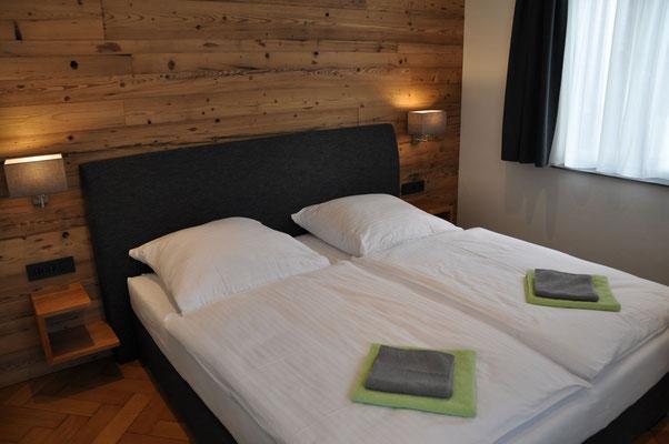 Schlafzimmer 1 Ferienwohnung Langenargen