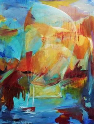 Sommerwind - 130 x 100