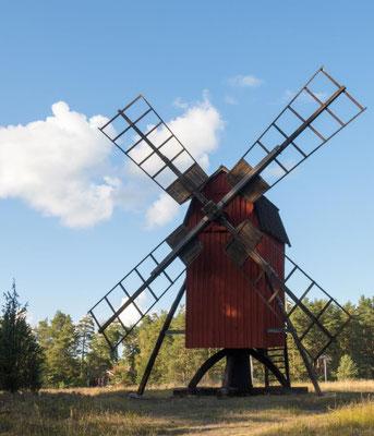 Windmühle Öland