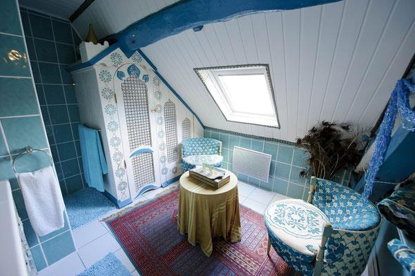La Marocaine - Hebergement Chambres hôtes, Le Jardin des Fables