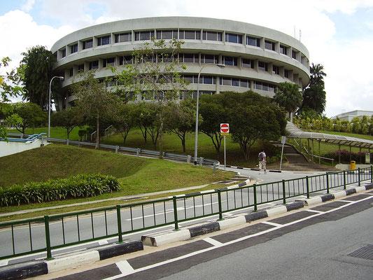 Technische Universität Nanyang (engl. Nanyang Technological University; Abk. NTU) Singapur