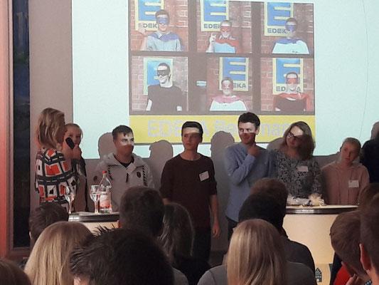 Impressionen vom IHK Azubi-Filmwettbewerb Lüneburg-Wolfsburg