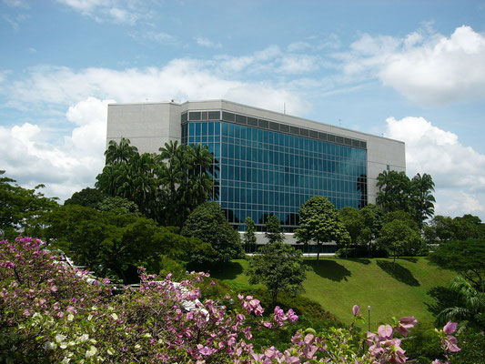 Impressionen der Technische Universität Nanyang (engl. Nanyang Technological University; Abk. NTU) Singapur