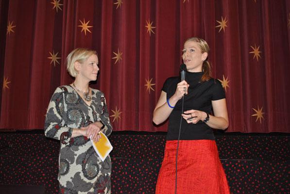 Christine Rettig im Interview mit Antje Diller-Wolff