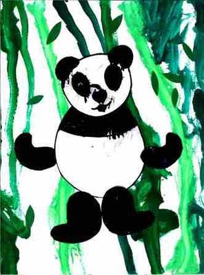 Panda par Thomas