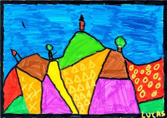 colline par Lucas