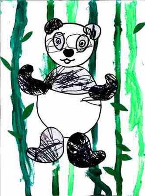 Panda par Swann