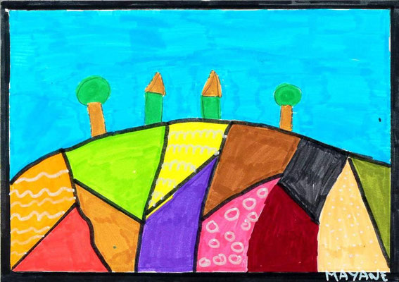 colline par Mayane