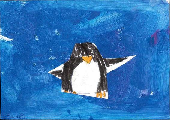pingouins par Anaëlle