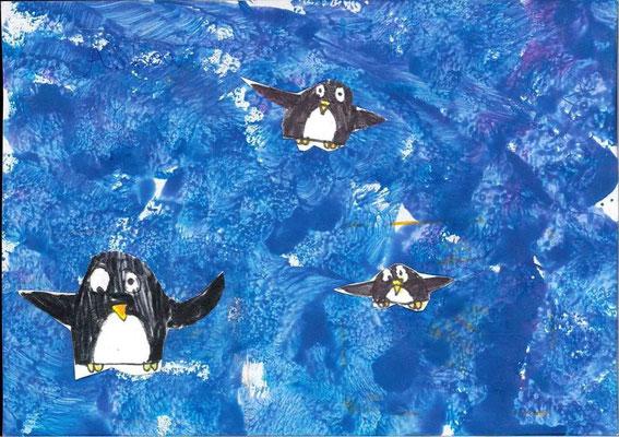 pingouins par Aïnhoa