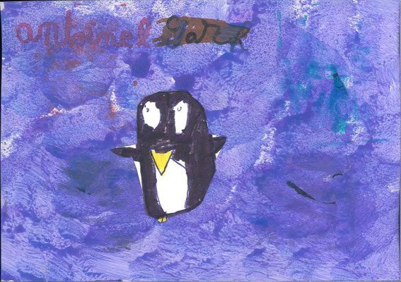 pingouins par Antoine L.