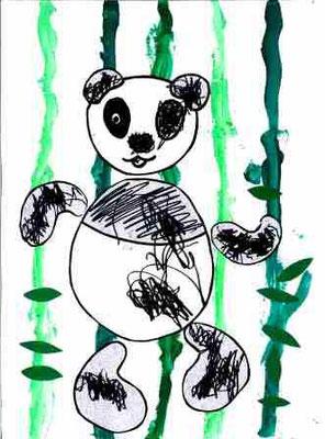 Panda par Jérôme