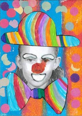 clown par Havana
