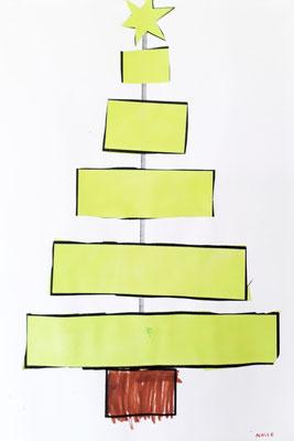 GS : découpage et classement de bandes de papier par ordre de croissance