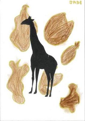 silhouette d'animal par Jade