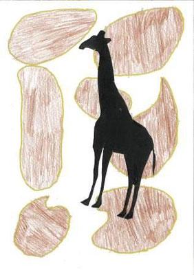 silhouette d'animal par Gabriel D.