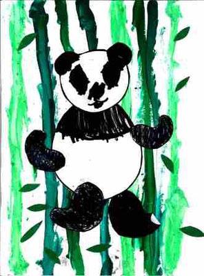 Panda par Maximilien