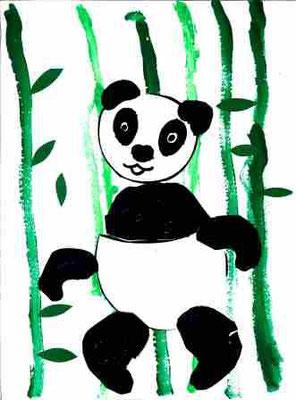 Panda par Achile