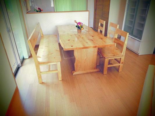 オーダー家具 テーブル・椅子