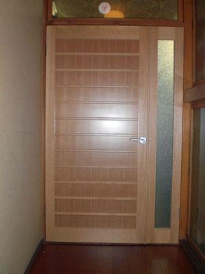 木製建具 オーダー建具