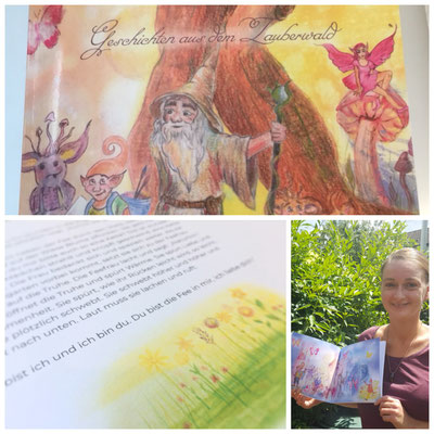 Geschichten aus dem Zauberwald - Fabienne Hofmann