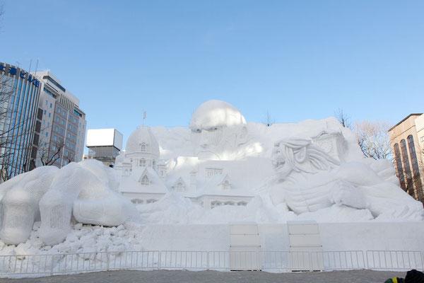 2016札幌雪祭り / 2016 Sapporo Snow Festival