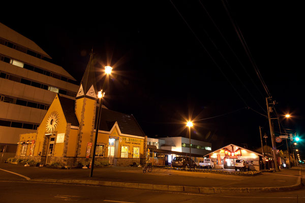 2015 夜のマウントレースイ / 2015 Mount Racey of Night