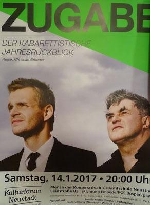 Florain Schroeder & Volkmar Staub