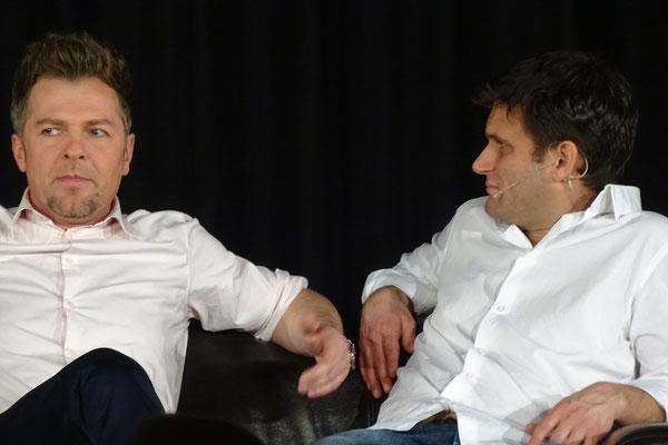 Heiko Seidel und Christian Ehring