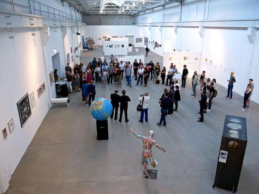Ausstellungshalle RBH: GELD • WAHN • SINN