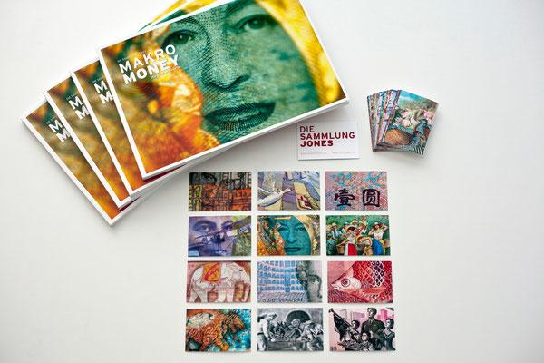 "Fotobuch und Visitenkarten zum Projekt ""MAKROMONEY"""