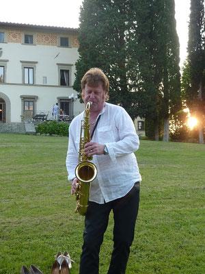 Hochzeitsfeier Villa Campestri Italien