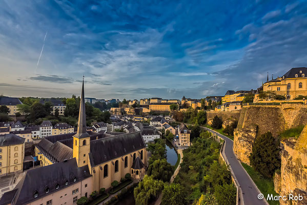 Luxembourg-Ground