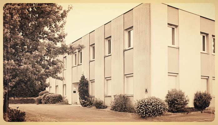 Le bâtiment du cabinet