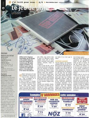 Magazine 7 à Poitiers
