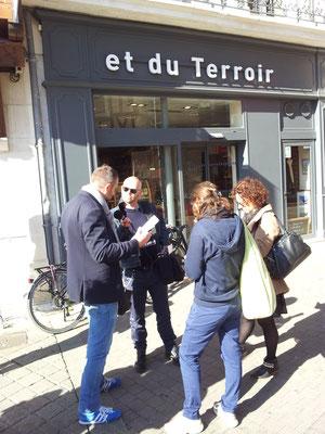 France bleu Poitou, Info Eco et 7 à Poitiers