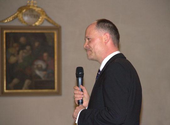 Martin Lehmann, Chorleiter Windsbacher Knabenchor