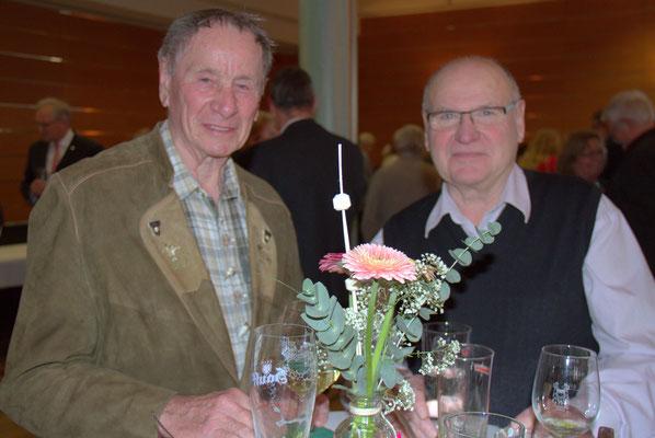 rechts Helmut Held