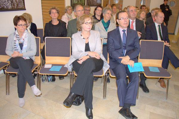 Dr. Andrea Kluxen,  Prof. Dr. Henri Menudier