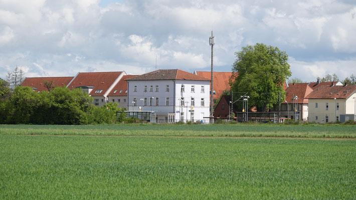 Haltestelle Heilsbronn - Bahnhof Heilsbronn