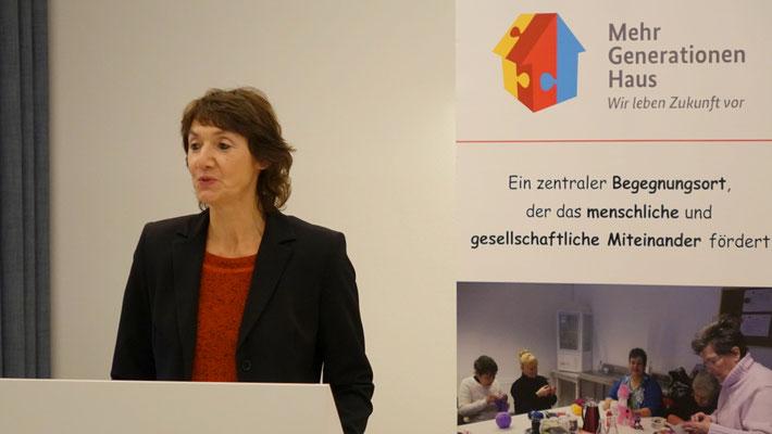 Elke Homm-Vogel, Stv. Bürgermeisterin Ansbach, OB Kandidatin 2020, Ansbach