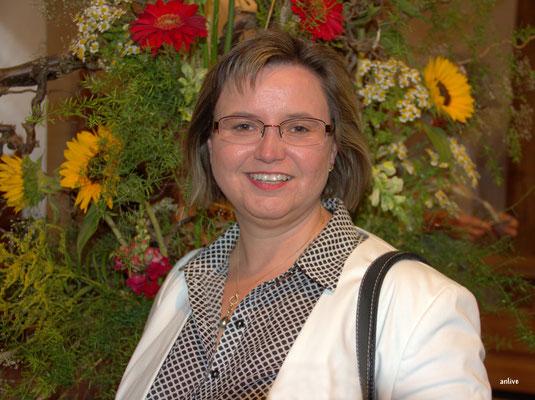 Renate Hans, Bürgermeisterin von Lehrberg.
