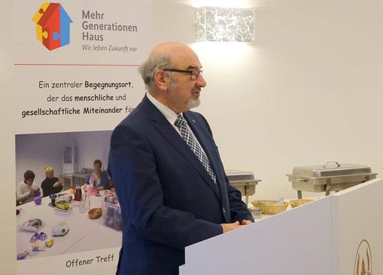 Dr. Peter Bauer, MdL