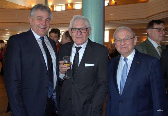Dieter Bunsen, BLSV, Adolf Riemer, Friedrich Hilterhaus