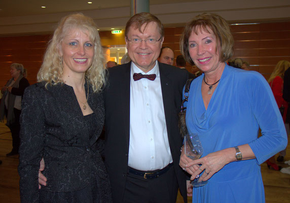 Frau Sontheimer, Dr. Sontheimer, Frau Schaudig