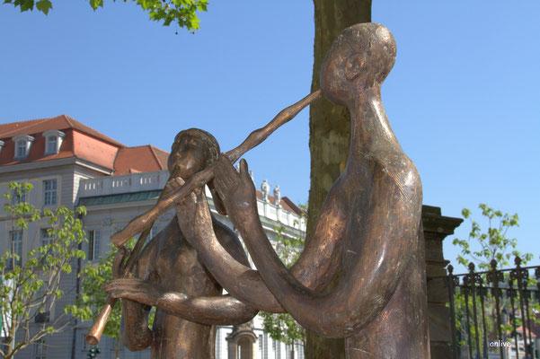 Die Flötenspieler