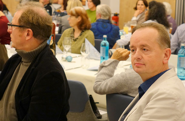 v.l. Dr. Christian Schön, Thomas Deffner
