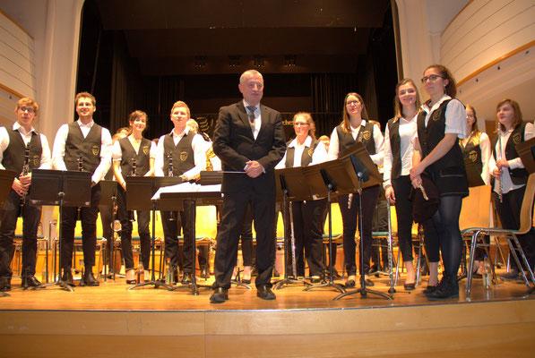 Jugendblasorchester der Stadt Ansbach